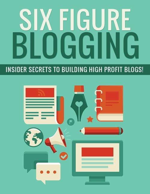 Blogging: Insider Secrets to Building High Profit Blogs!