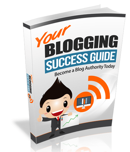 Your Blogging Success Guide - Part I