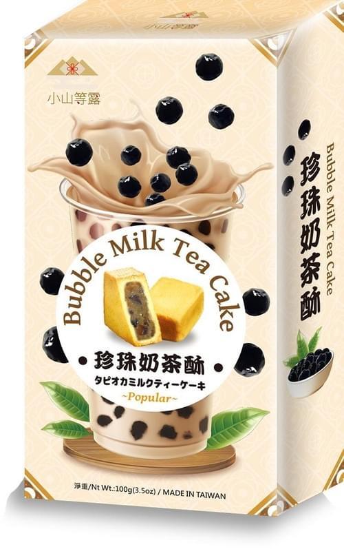 珍珠奶茶酥 (台灣製造)