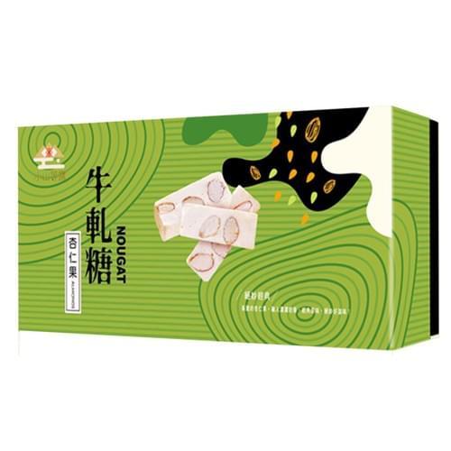 台灣小山等露杏仁牛軋糖 (禮盒)