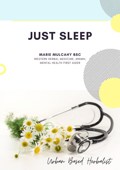 Just sleep e-book