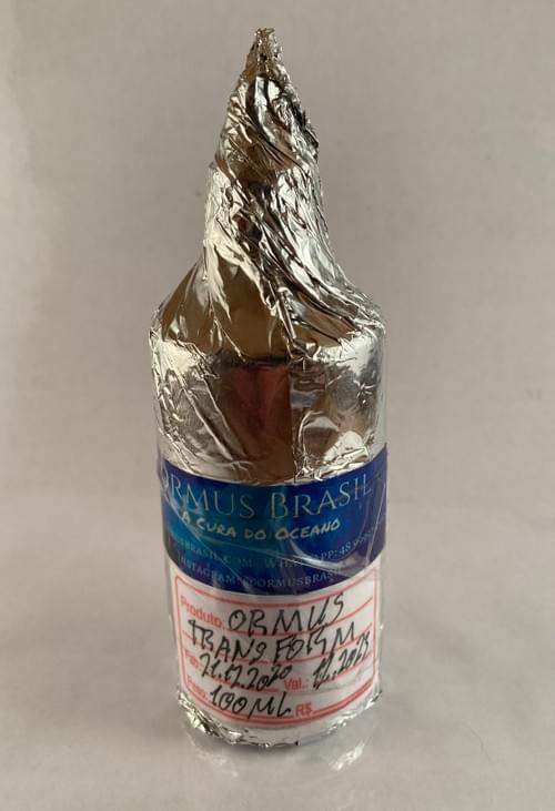 ORMUS TRANSFORM / OURO MONOATÔMICO