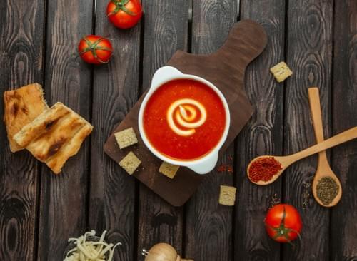 Suppen / Minestre - Crema di Pomodoro