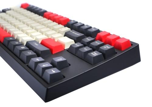Count Red , 87 key PBT Keycap