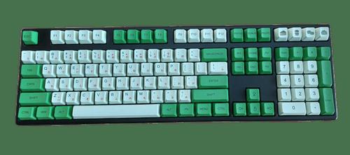 MATCHA, 108Key PBT Dye Sub Keycap