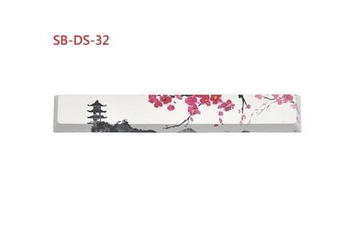 Dye-Sublimated Spacebar - 3pcs pack