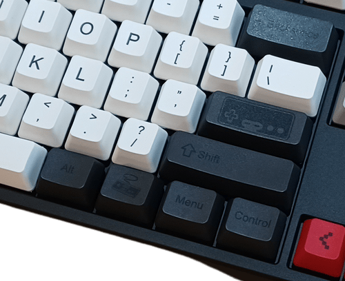 NES 108Key PBT Dye Sub Keycap Set
