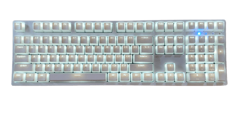 KBP 108Key Pudding Keycap Set