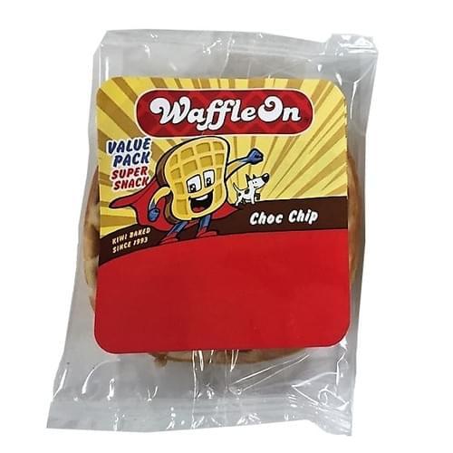 Waffle On 1pk - Chocolate Chip