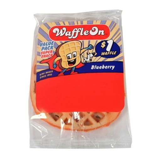 Waffle On 1pk - Blueberry