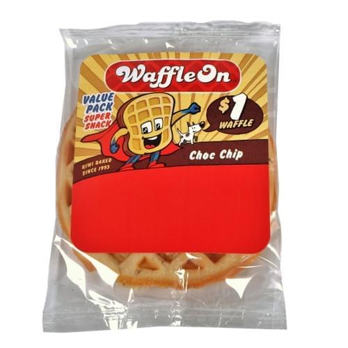 Waffle On 1pk - $1 Chocolate Chip
