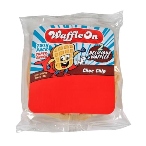 Waffle On 2pk - Chocolate Chip