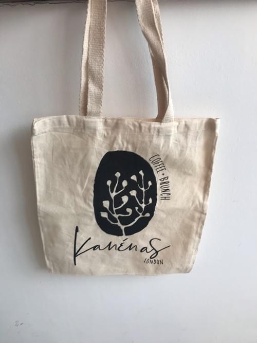 kanenas cotton tote bag