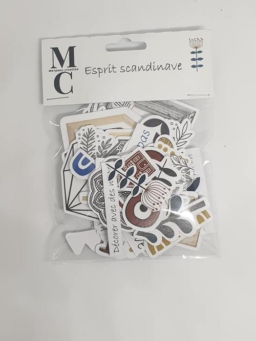 "Dies cuts  : "" Esprit scandinave """
