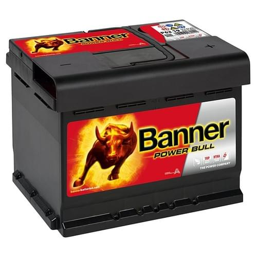 Banner Batterie 62Ah P6219