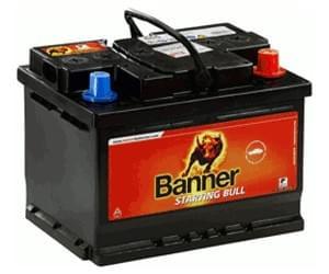 Banner Batterie 55Ah