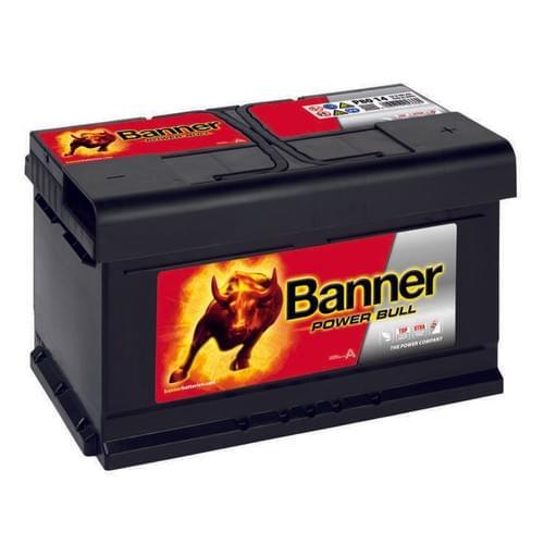 Banner Batterie 80Ah P8014