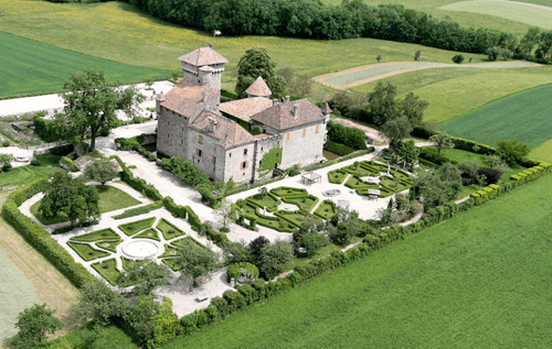 Château Saint Michel d'Avully