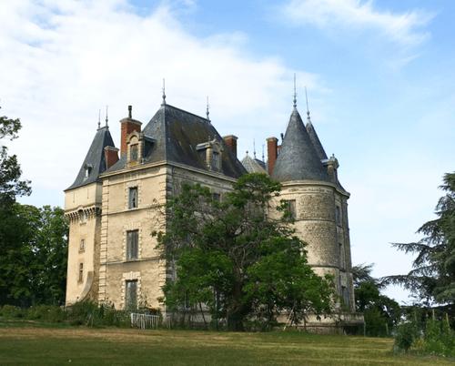 Château de Saint Bonnet les Oules
