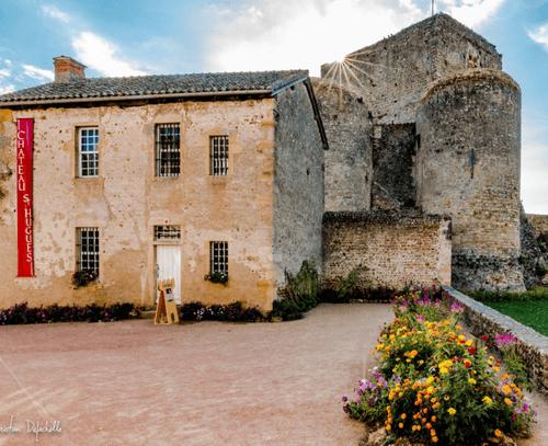Château de Saint Hugues