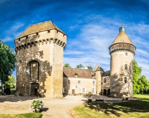 Château de La Motte Feuilly