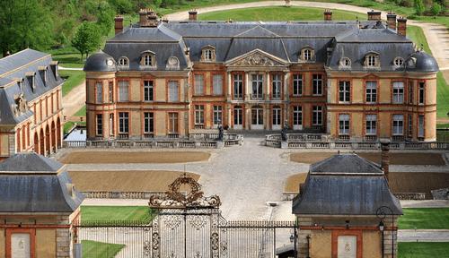 Château de Dampierre en Yvelines
