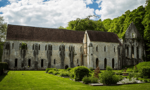 Abbaye Notre Dame de Fontaine Guérard