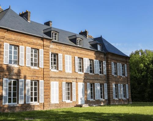 Château d'Ernemont sur Buchy