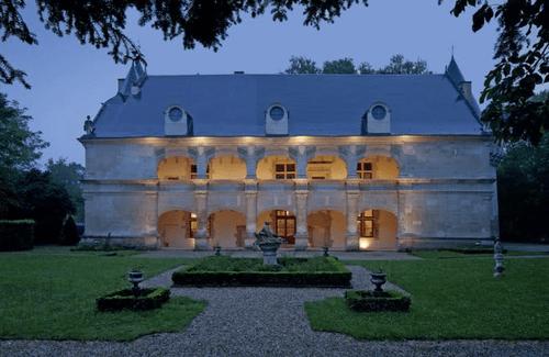 Château de Dampierre-sur-Boutonne