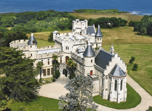 Abbadia, le Château-Observatoire