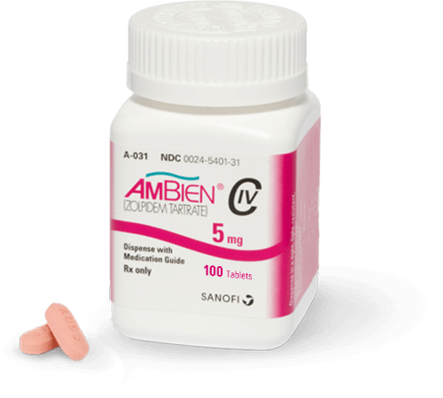 Buy Ambien 5mg Online - Order Zolpidem (Insomnia Medications)
