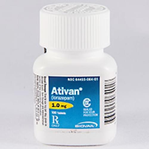 Buy Ativan 1mg Online - Order Anxiety Medications