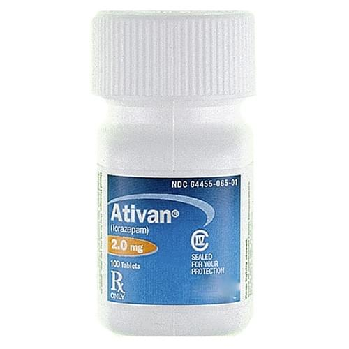 Buy Ativan 2mg Online - Order Anxiety Medications