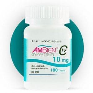 Buy Ambien 10mg Online - Order Zolpidem (Insomnia Medications)