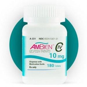 Buy Ambien 10mg Online - Order Zolpidem (Insomnia Medications)