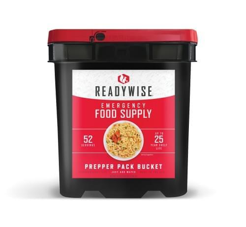 Prepper Pack - 52 Servings
