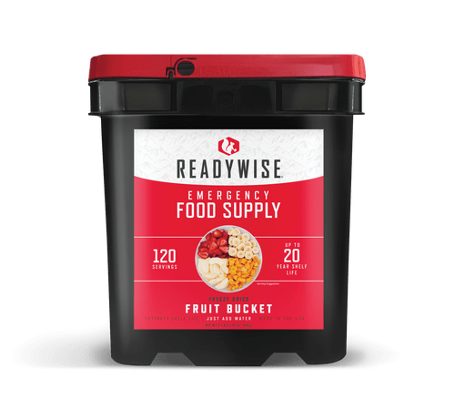 120 Serving Freeze Dried Fruit