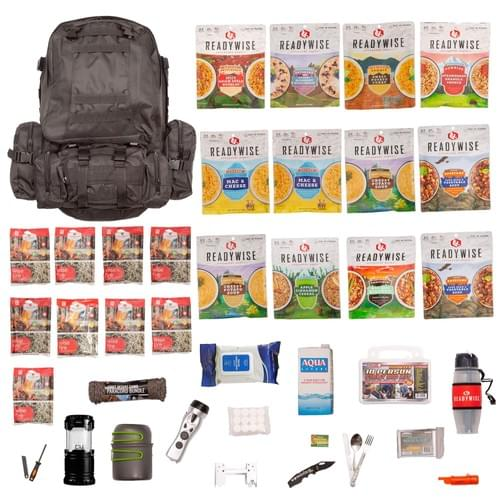 3 Day Emergency Survival Backpack