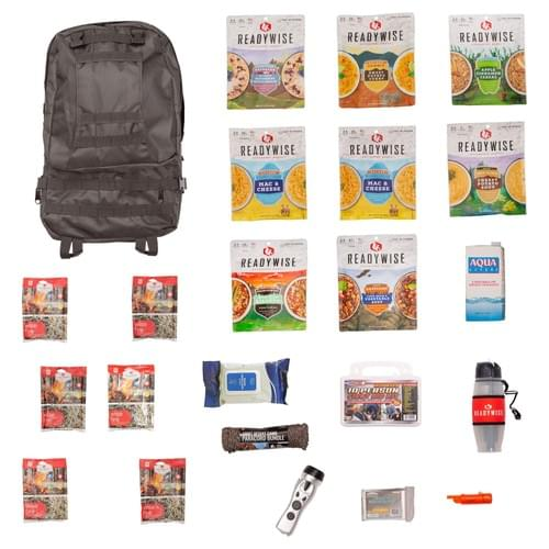 2 Day Emergency Survival Backpack