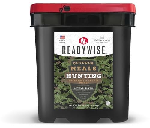 Hunting Bucket (Outdoor Meals) *NEW