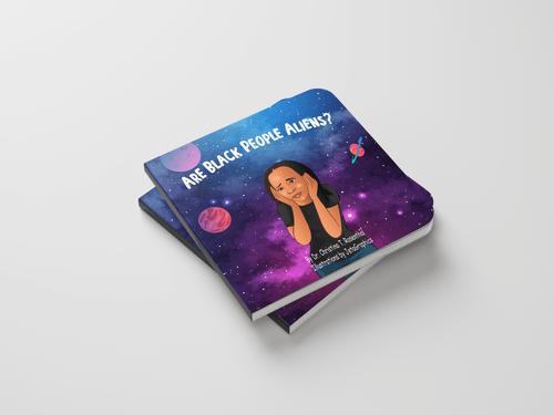 Pre-Order Hardcover: Are Black People Aliens