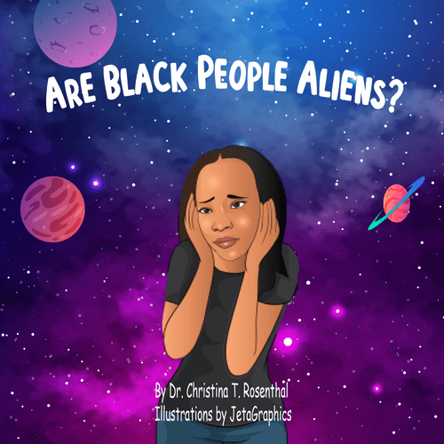 Pre-Order Autographed Hardcover: Are Black People Aliens