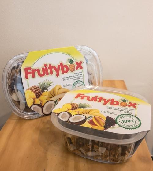 Mix de frutas deshidratadas 100% Naturales