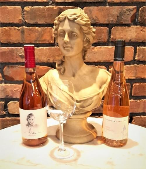 Rosé Wine List