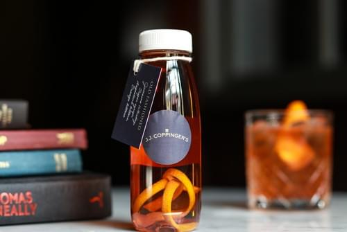 Old Fashioned Cocktail - 3 Servings
