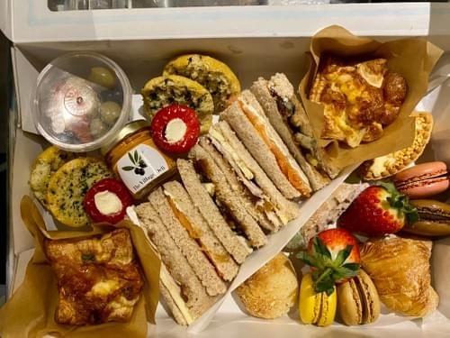 Mother's Day Italian Style Afternoon Tea Collection  Sat 13th March 5-7pm or Sun 14th March 11-1pm