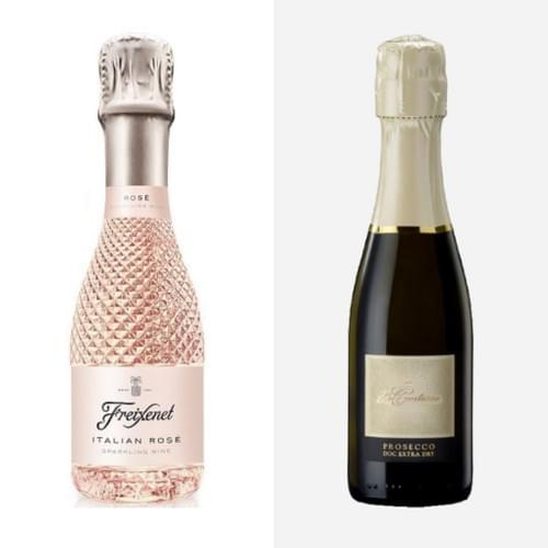 Mother's Day Add on Mini Prosecco or Mini Freixenet Bottle