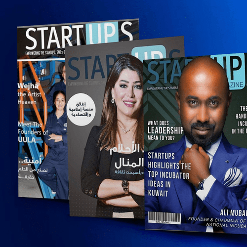 Startups Magazine Interviews