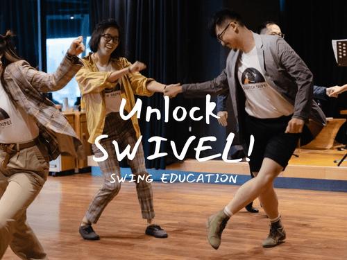 九月機智搖擺生活 - UNLOCK Swivel! [實體+線上]