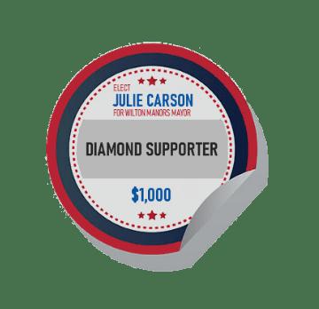Diamond Supporter